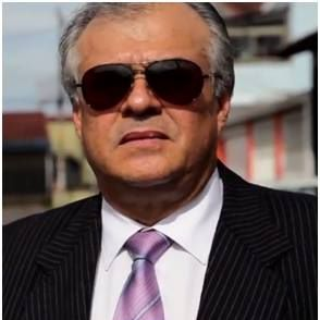 Roberto Mora Salazar